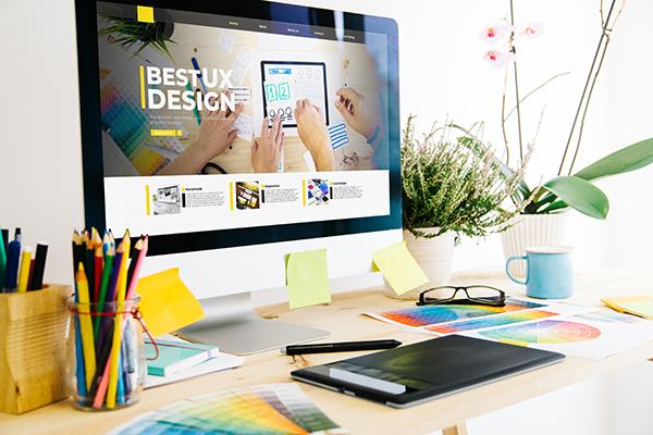 custom web design company London, UK